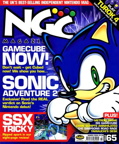 NGC Issue 065 (March 2002)