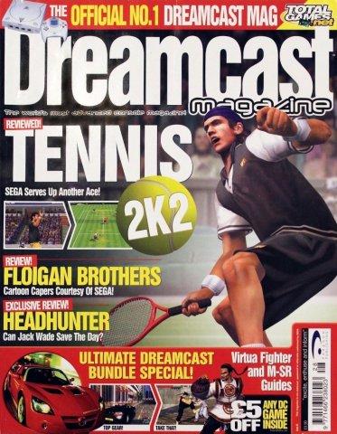 Dreamcast Magazine 28 (November 2001)