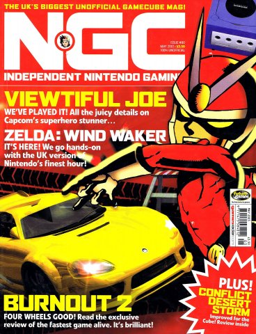 NGC Issue 080 (May 2003)