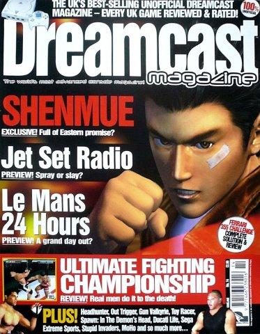 Dreamcast Magazine 14 (October 2000)