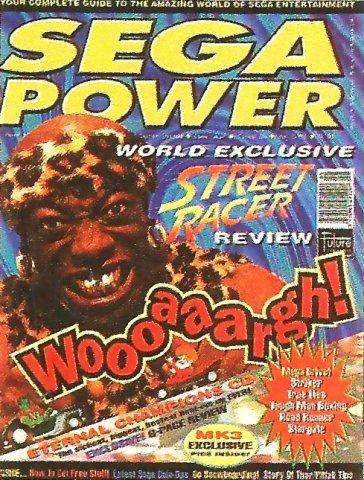 Sega Power Issue 66 (May 1995)