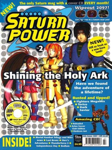 Saturn Power 02 (July 1997)