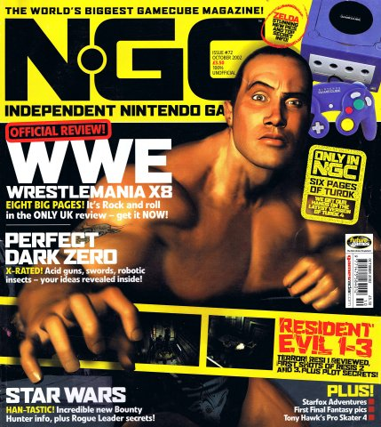 NGC Issue 072 (October 2002)