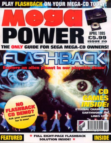 Mega Power 20 (April 1995)
