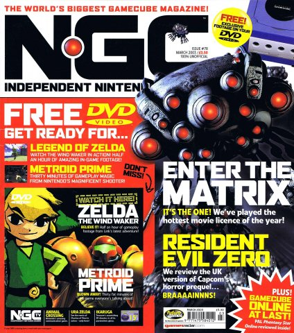NGC Issue 078 (March 2003)