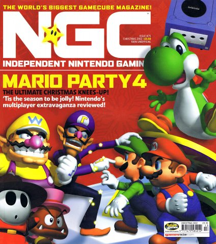 NGC Issue 075 (Christmas 2002)