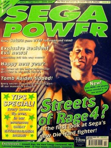 Sega Power Issue 89 (February 1997)