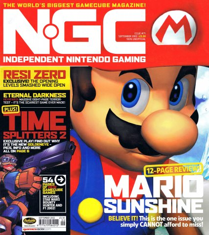 NGC Issue 071 (September 2002)
