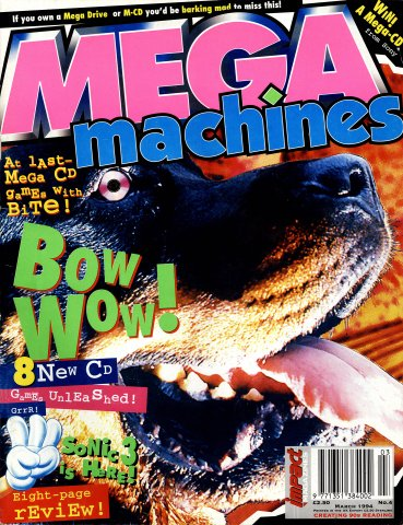 Mega Machines Issue 04 (March 1994)