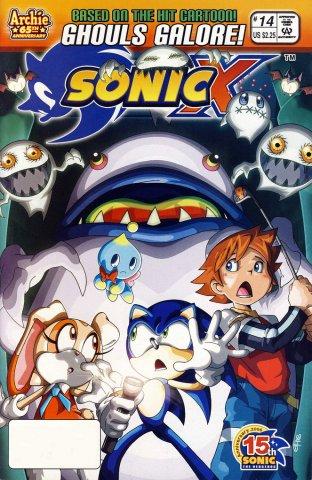 Sonic X 014 (January 2007)