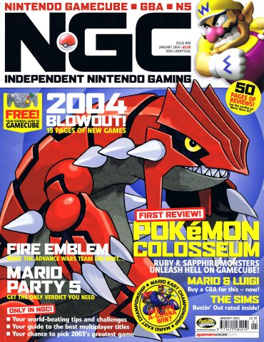 NGC Issue 089 (January 2004)
