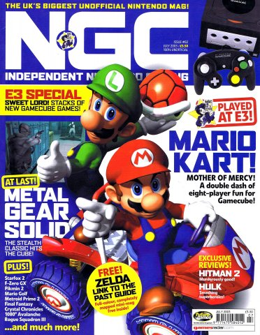 NGC Issue 082 (July 2003)