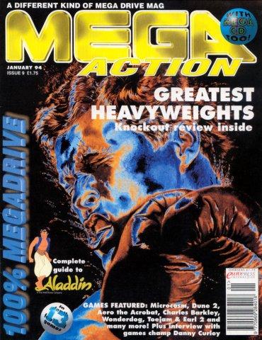 Mega Action 09 (January 1994)
