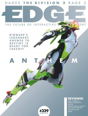 Edge 329 (March 2019)
