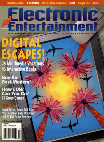 Electronic Entertainment Vol.1 No.05 (May 1994)