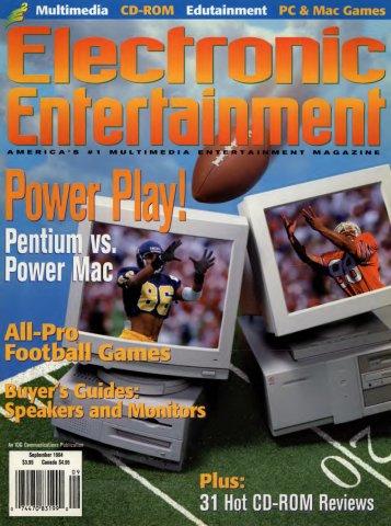 Electronic Entertainment Vol.1 No.09 (September 1994)