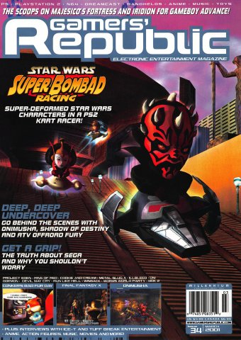 Gamers Republic Issue 034 (Mar 2001)