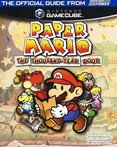 Paper Mario: The Thousand Year Door by Nintendo Power