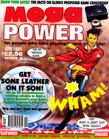 Mega Power 09 (April 1994)