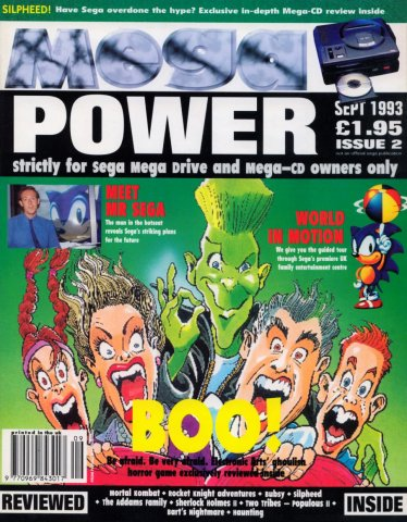 Mega Power 02 (September 1993)