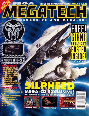 MegaTech 21 (September 1993)