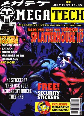 MegaTech 07 (July 1992)