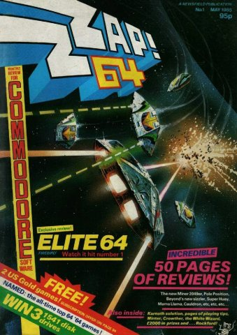 Zzap64 Issue 001