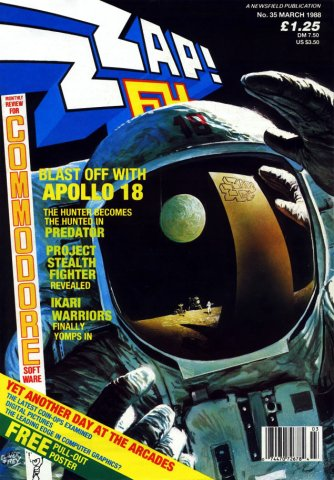 Zzap64 Issue 035