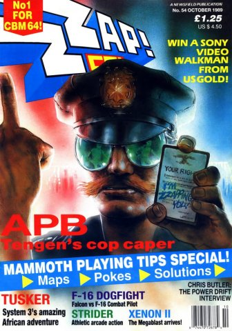 Zzap64 Issue 054