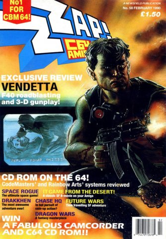 Zzap64 Issue 058