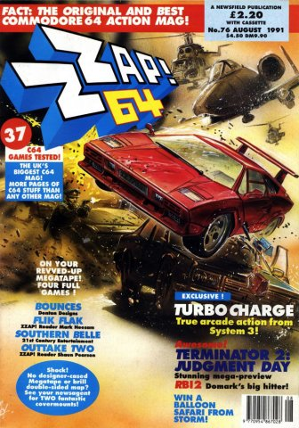 Zzap64 Issue 076