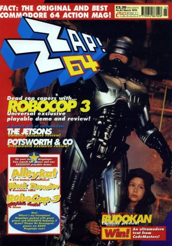 Zzap64 Issue 082
