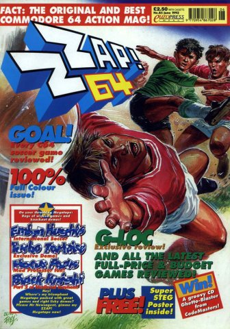 Zzap64 Issue 085
