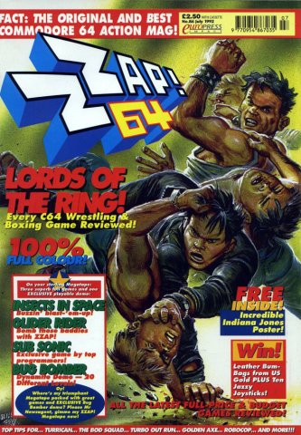 Zzap64 Issue 086