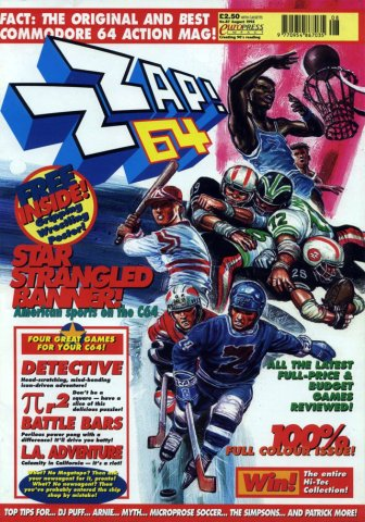 Zzap64 Issue 087