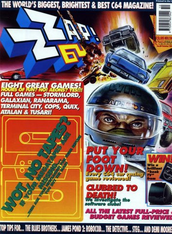 Zzap64 Issue 089