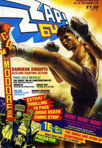 Zzap64 Issue 032