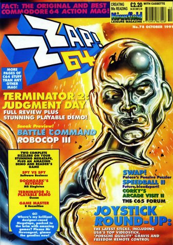 Zzap64 Issue 078
