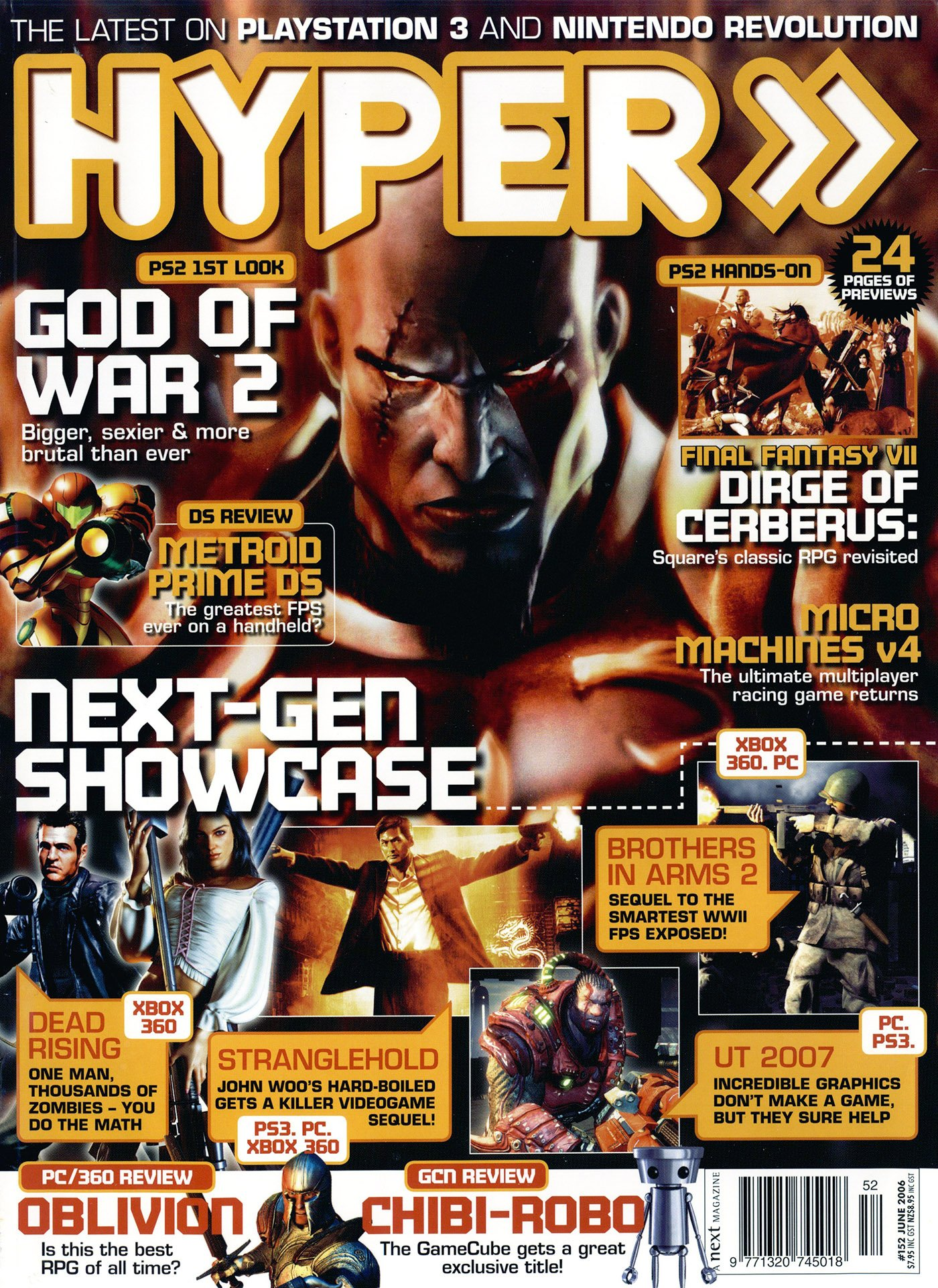 Hyper 152 (June 2006)