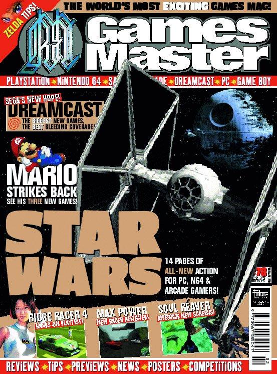 GamesMaster Issue 078 (February 1999)