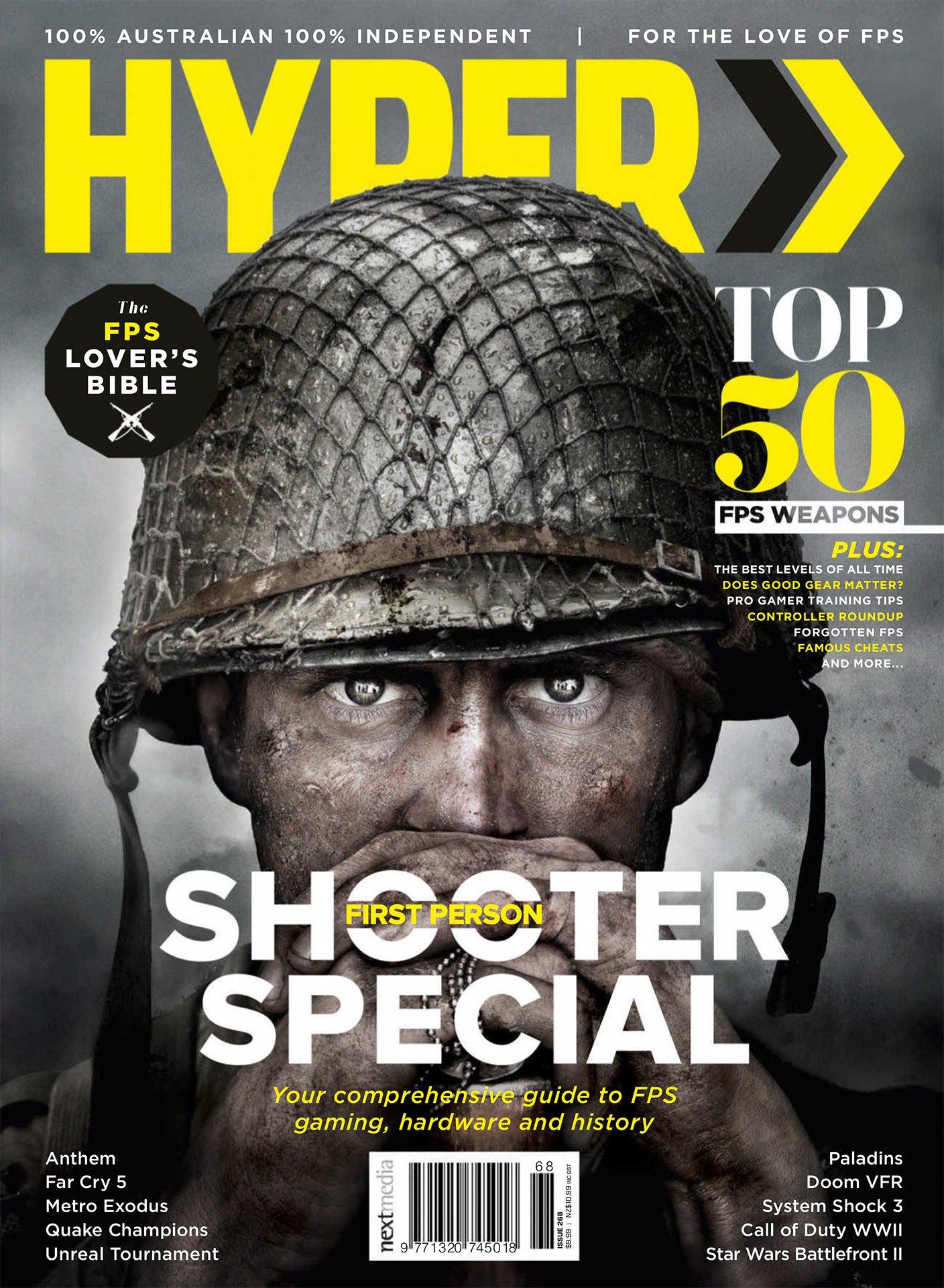 Hyper 268 (October 2017)