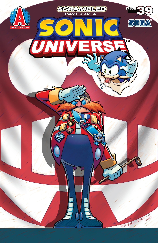 Sonic Universe 039 (June 2012)