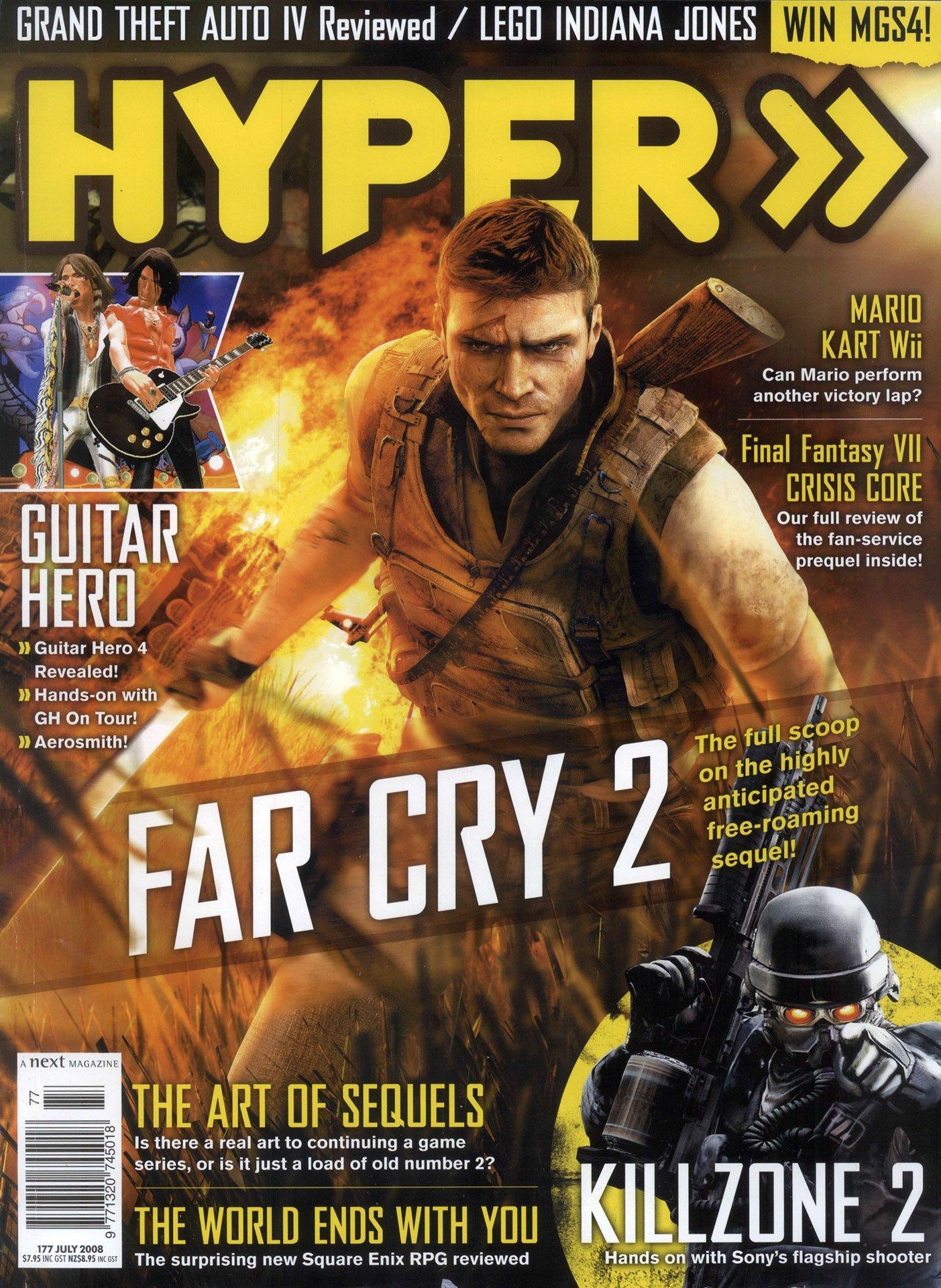 Hyper 177 (July 2008)