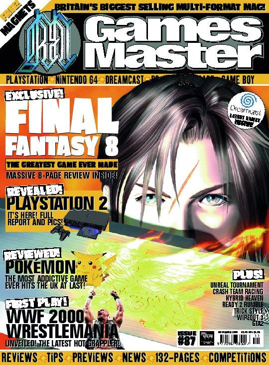GamesMaster Issue 087 (November 1999)