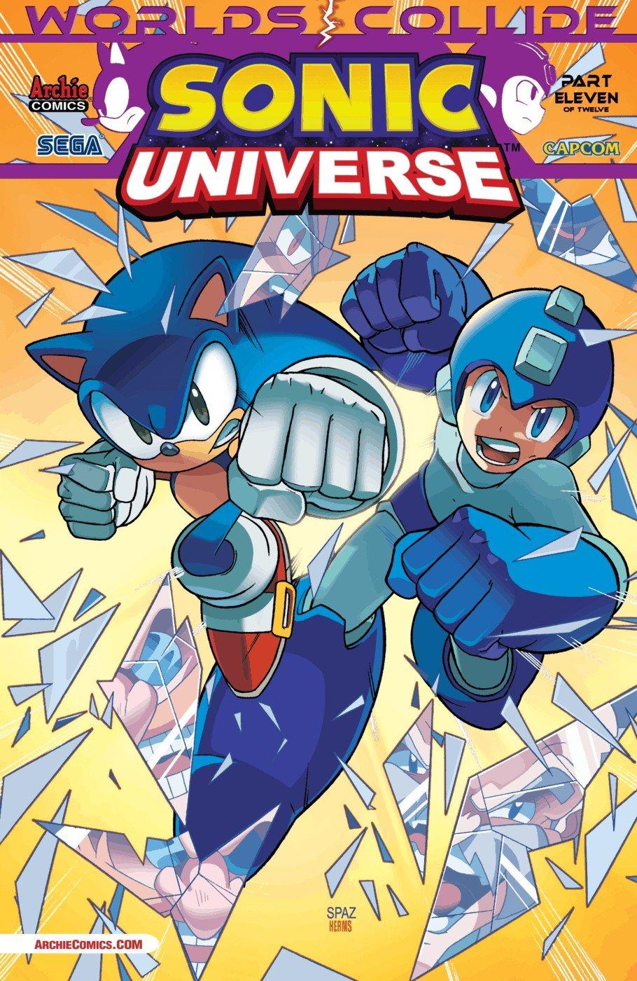Sonic Universe 054 (September 2013)