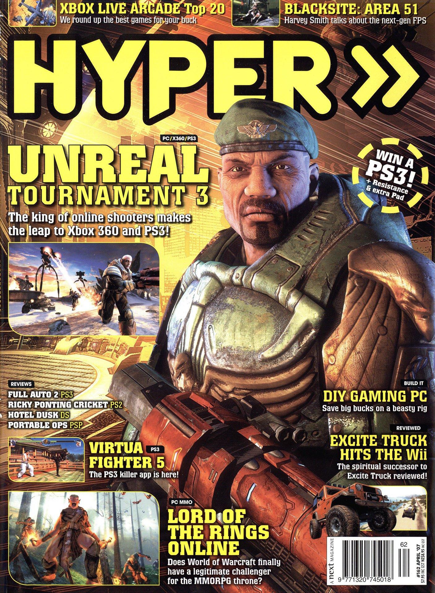 Hyper 162 (April 2007)