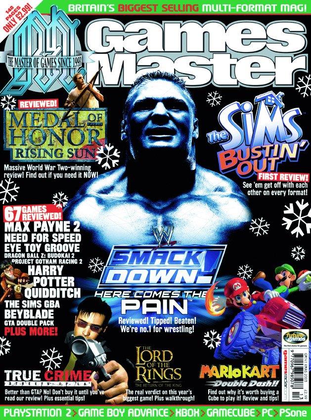 GamesMaster Issue 141 (Xmas 2003)
