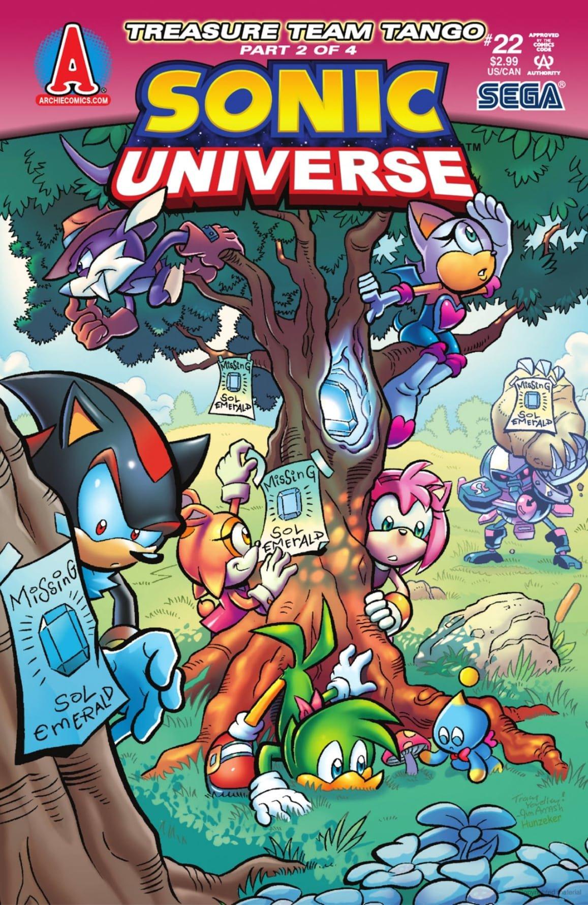 Sonic Universe 022 (January 2011)