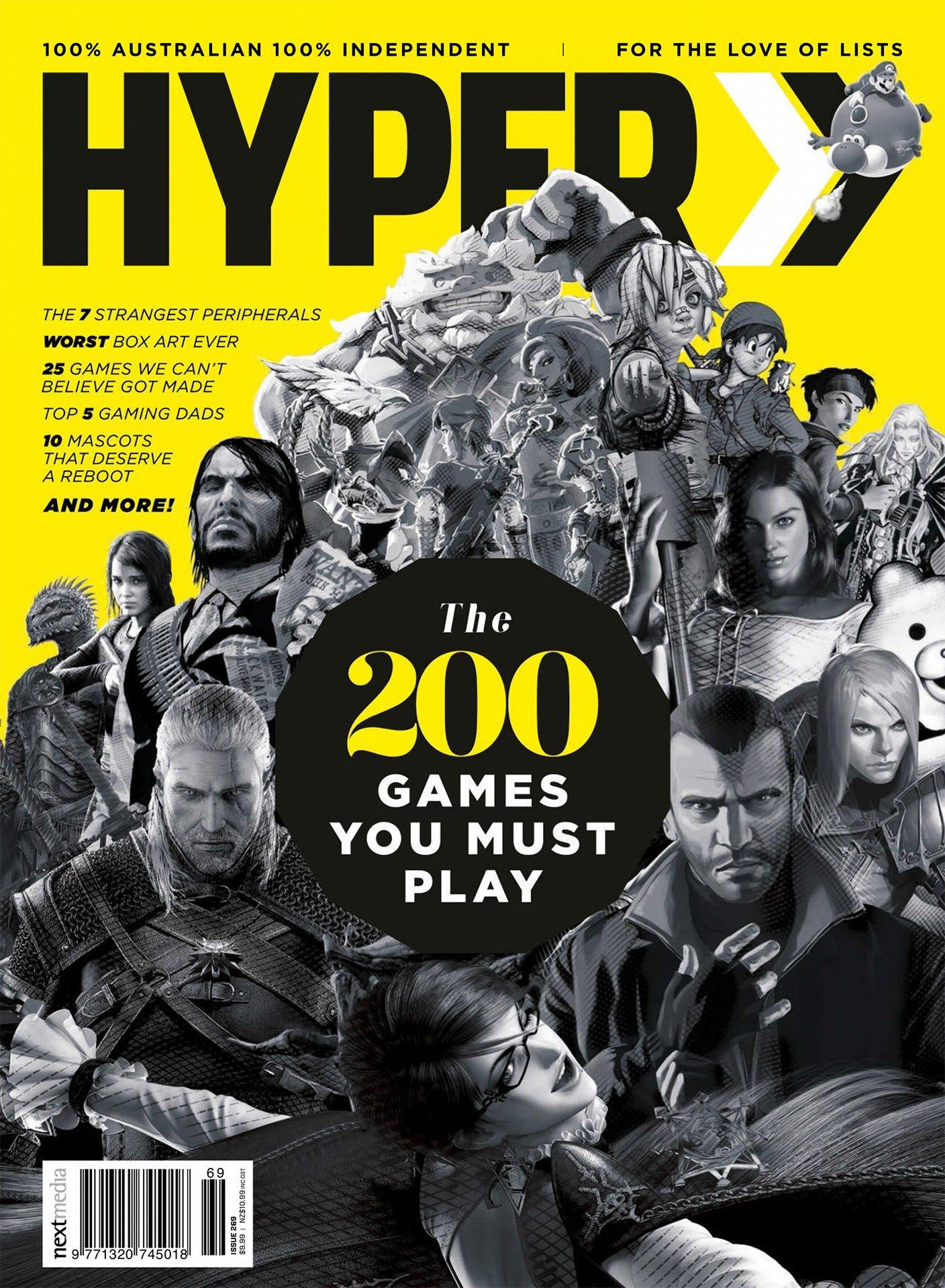 Hyper 269 (2018)