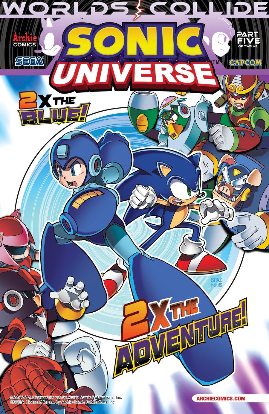Sonic Universe 052 (July 2013)